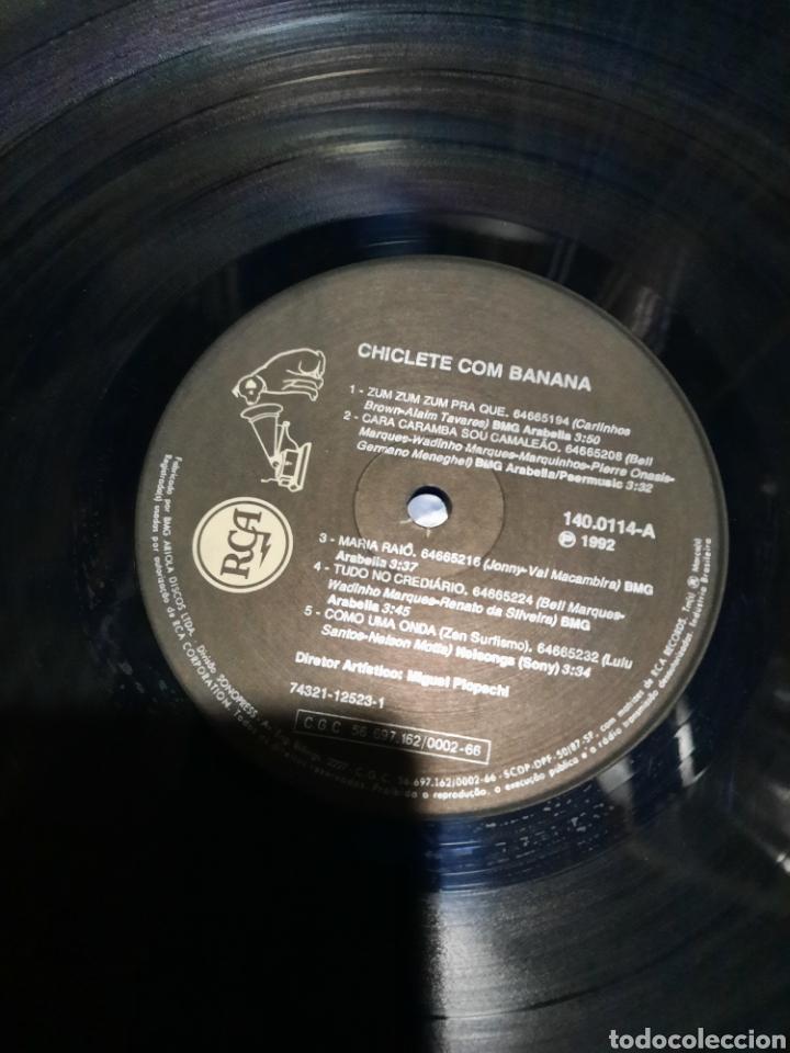 Discos de vinilo: Chiclete com banana - Foto 2 - 288581483