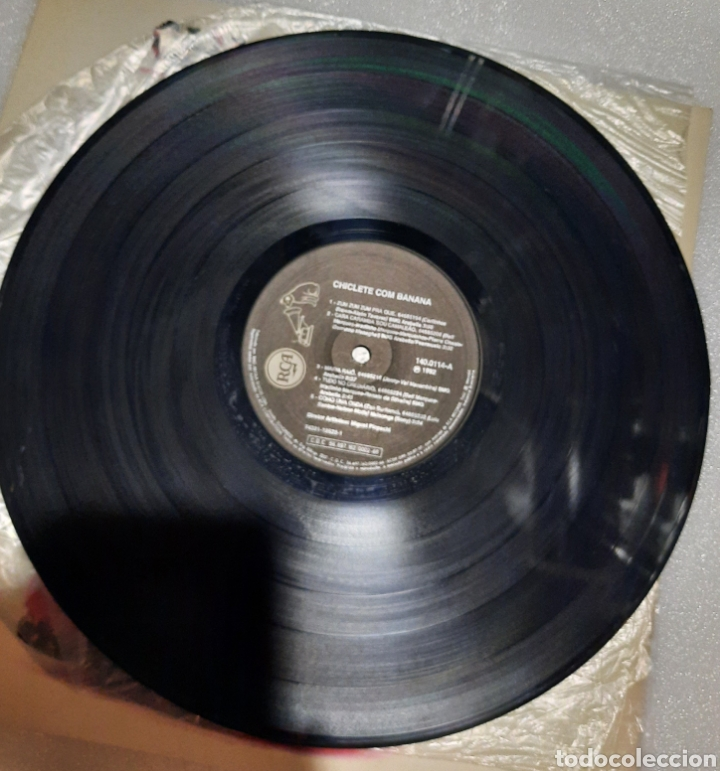 Discos de vinilo: Chiclete com banana - Foto 3 - 288581483