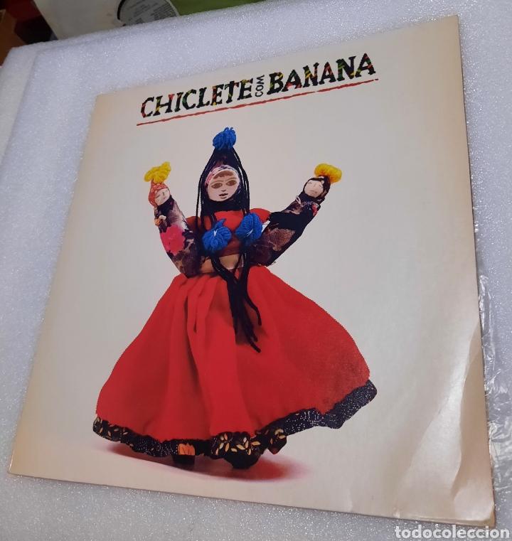 CHICLETE COM BANANA (Música - Discos - LP Vinilo - Grupos y Solistas de latinoamérica)