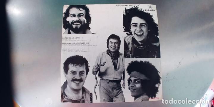 Discos de vinilo: BARRABAS-SINGLE ON THE ROAD AGAIN - Foto 2 - 288582553