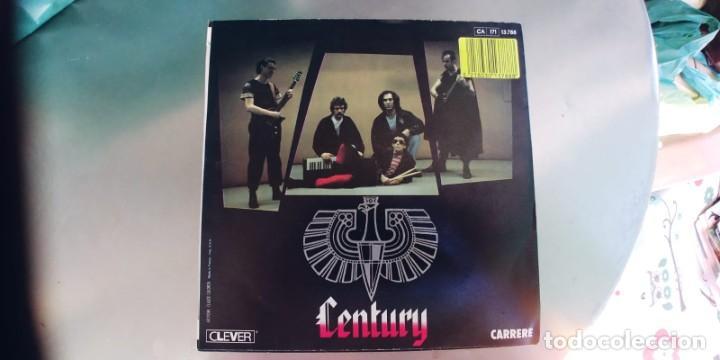 Discos de vinilo: CENTURY-SINGLE LOVER WHY-NUEVO - Foto 2 - 288583183