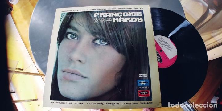 FRANÇOISE HARDY-LP 1970-ESPAÑOL (Música - Discos - LP Vinilo - Canción Francesa e Italiana)
