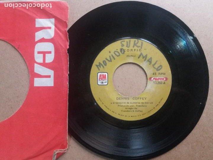 DENNIS COFFEY / SCORPIO / SINGLE 7 INCH (ED. VENEZUELA) (Música - Discos - Singles Vinilo - Pop - Rock - Internacional de los 70)