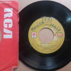Discos de vinilo: DENNIS COFFEY / SCORPIO / SINGLE 7 INCH (ED. VENEZUELA). Lote 288598358