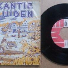 Discos de vinilo: VAKANTIE GELUIDEN / EP 7 PULGADAS. Lote 288598743