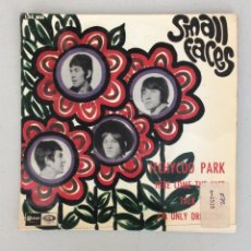 Discos de vinilo: SMALL FACES. HERE COME THE NICE. ITCHYCOO PARK. TALK TO YOU. I'M ONLY DREAMING. Lote 288599503