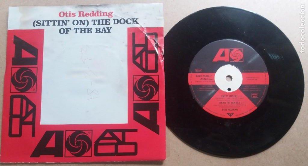 OTIS REDDING / (SITTIN' ON) THE DOCK OF THE BAY / SWEET LORENE / HARD TO HANDLE / EP 7 INCH (Música - Discos de Vinilo - EPs - Funk, Soul y Black Music)
