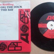 Discos de vinilo: OTIS REDDING / (SITTIN' ON) THE DOCK OF THE BAY / SWEET LORENE / HARD TO HANDLE / EP 7 INCH. Lote 288599618