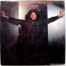 Discos de vinilo: LOLEATTA HOLLOWAY - HEART STEALER - MAXI RAMS HORN RECORDS 1989 HOLANDA BPY. Lote 288602468