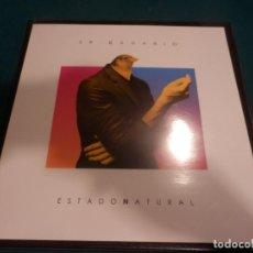 Discos de vinilo: SR. CANARIO - ESTADO NATURAL - LP 12 TEMAS - DANI VEGA EX-MISHIMA -LA CUPULA MUSIC 2017 (PRECINTADO). Lote 288604038