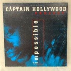 Discos de vinilo: LP - VINILO CAPTAIN HOLLYWOOD PROJECT - IMPOSSIBLE - ESPAÑA - AÑO 1993. Lote 288604578