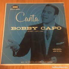Discos de vinilo: BOBBY CAPO LP ORIG USA SECCO EXC ****ENVIO GRATIS PEDIDOS +30€. Lote 288606808