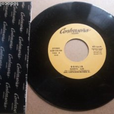 Discos de vinilo: DEHLIA / RAVER'S / SINGLE 7 INCH. Lote 288607683