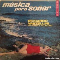 Discos de vinilo: RICCARDO VALTELLINI MUSICA PARA SOÑAR LP BELTER **ENVIOS CERTIF GRATIS PEDIDOS +30€. Lote 288609438
