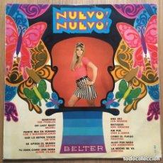 Discos de vinilo: BELTER NUEVO NUEVO CON LOS HURACANES, LOS GRITOS, PEBBLES, JESS & JAMES ****ENVIO GRATIS +30€. Lote 288609818