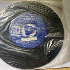 """Discos de vinilo: LENNY CURTIS - NOTHING CAN HELP YOU NOW / WHO YOU GONNA RUN TO - SINGLE 7"""" SPAIN 1966 PROMO RARÍSIMO. Lote 288610333"""