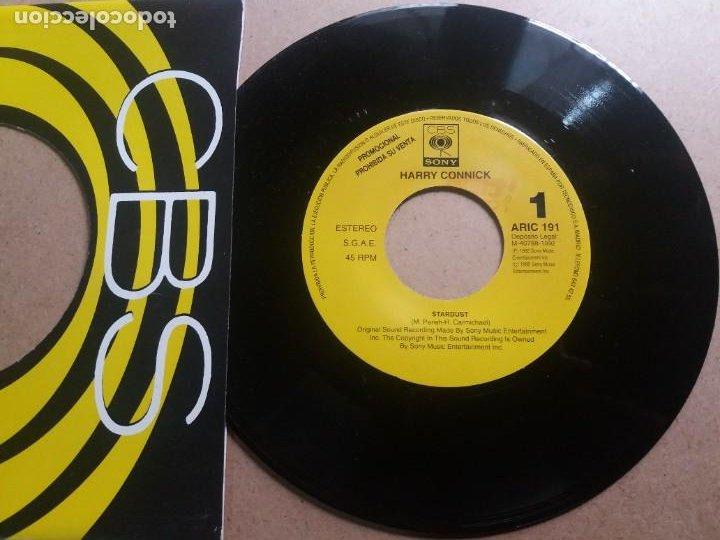 HARRY CONNICK / STARDUST / SINGLE 7 INCH (Música - Discos - Singles Vinilo - Pop - Rock Internacional de los 90 a la actualidad)