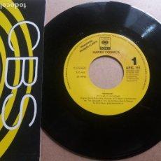 Discos de vinilo: HARRY CONNICK / STARDUST / SINGLE 7 INCH. Lote 288610503