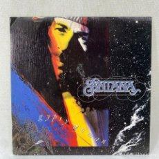 Discos de vinilo: SINGLE SANTANA - GYPSY WOMAN - ESPAÑA - AÑO 1990. Lote 288612033
