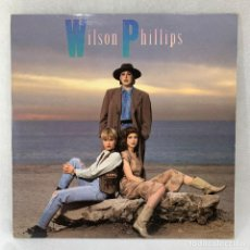 Discos de vinilo: LP - VINILO WILSON PHILLIPS - WILSON PHILLIPS + ENCARTE - ESPAÑA - AÑO 1990. Lote 288613828
