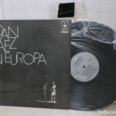Discos de vinilo: JOAN BAEZ. EN EUROPA --HISPAVOX--MADRID--1972--. Lote 288614078