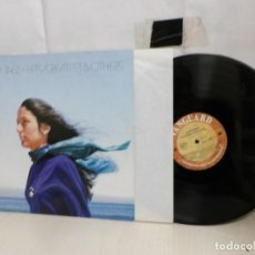 Discos de vinilo: JOAN BAEZ--HITS / GREATEST OTHERS--1973--VANGUARD RECORDS--MADE IN W GERMANY-. Lote 288614323