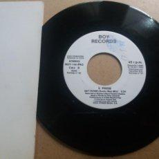 Discos de vinilo: II PRIDE / GET DOWN / SINGLE 7 INCH. Lote 288617483