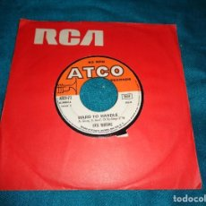 Discos de vinilo: OTIS REDDING. HARD TO HANDLE / AMEN. ATCO, 1968. EDC. FRANCIA.(#). Lote 288620228