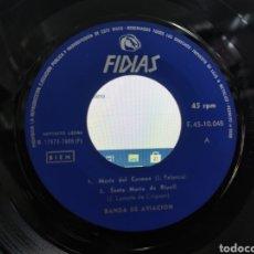 Discos de vinilo: BANDA DE AVIACIÓN SOLO EL VINILO DEL EP MARÍA DEL DEL CARMEN + 3 FIDIAS 1968. Lote 288624143