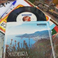 Discos de vinilo: THE HUBBUBS SINGLE MADEIRA / ALGARVE 1978. Lote 288627633