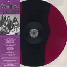 Discos de vinilo: LP- DEEP PURPLE/ THE BBC SESSIONS 1968-1969 (VINILO NUEVO). Lote 288630068