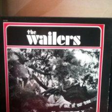 Discos de vinilo: THE WAILERS 1966 GARAGE USA 1967 COPIA ETIQUETTE USA 1987. Lote 288633803