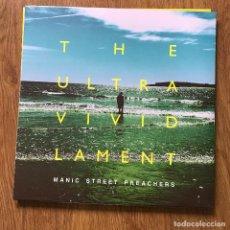 Discos de vinilo: MANIC STREET PREACHERS - THE ULTRA VIVID LAMENT - LP SONY 2021 NUEVO. Lote 288636318