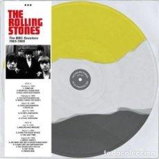 Discos de vinilo: LP- THE ROLLING STONES/ THE BBC SESSIONS 1963-1965 (NUEVO). Lote 288639688