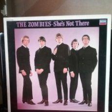 Discos de vinilo: THE ZOMBIES 1964-67 DECCA RECORDS. EDIC. DECCA RECORDS 80'S. Lote 288640468
