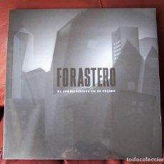 Discos de vinilo: FORASTERO - EL SUBMARINISTA EN EL TEJADO LP. Lote 288649018