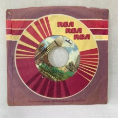 Discos de vinilo: SINGLE KURTIS BLOW - THROUGHOUT YOUR YEARS - USA - AÑO 1980. Lote 288649458