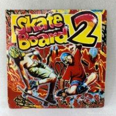 Discos de vinilo: SINGLE SKATE BOARD 2 - ESPAÑA - AÑO 1991. Lote 288650073