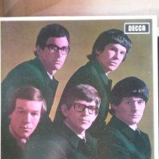 Discos de vinilo: THE ZOMBIES 1965 DECCA RECORDS .REED. DECCA UK 80'S. Lote 288650518