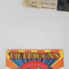 Discos de vinilo: THE DRAGONS. HELLO, I LOVE MARIA. Lote 288651498