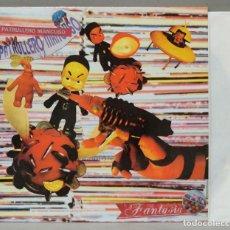 Discos de vinilo: LP. PATRULLERO MANCUSO. FANTASIA. Lote 288656678
