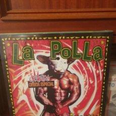 Discos de vinilo: LA POLLA / CARNE PARA LA PICADORA / OIHUKA 2020. Lote 288658498