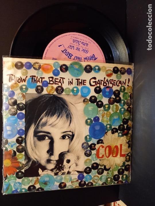 THROW THAT BEAT COOL + 2 SINGLE USA 1992 PDELUXE (Música - Discos - Singles Vinilo - Pop - Rock Internacional de los 90 a la actualidad)