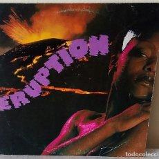 Discos de vinilo: ERUPTION FEAT PRECIOUS WILSON - ERUPTION ARIOLA - 1977. Lote 288674723