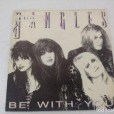 Discos de vinilo: BANGLES/BE WITH YOU/SINGLE PROMOCIONAL.. Lote 288679333