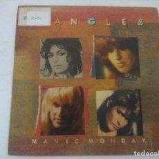 Discos de vinilo: BANGLES/MANIC MONDAY/SINGLE PROMOCIONAL.. Lote 288679803