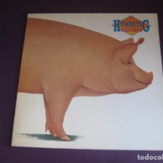 Discos de vinilo: HOMBRES G – ESTAMOS LOCOS...¿O QUÉ? - LP TWINS 1987 - SIN USO - 1ª EDICION. Lote 288680348