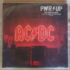 Discos de vinilo: AC / DC - POWER UP - EDICIÓN VINILO ROJO - LP GATEFOLD. Lote 288680428