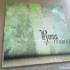 Discos de vinilo: ROSS-MARÍA. MAXI. Lote 288681448