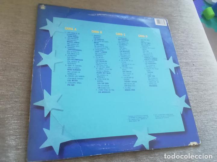 Discos de vinilo: Nuestras mejores baladas-los 60.2 lp - Foto 2 - 288681763